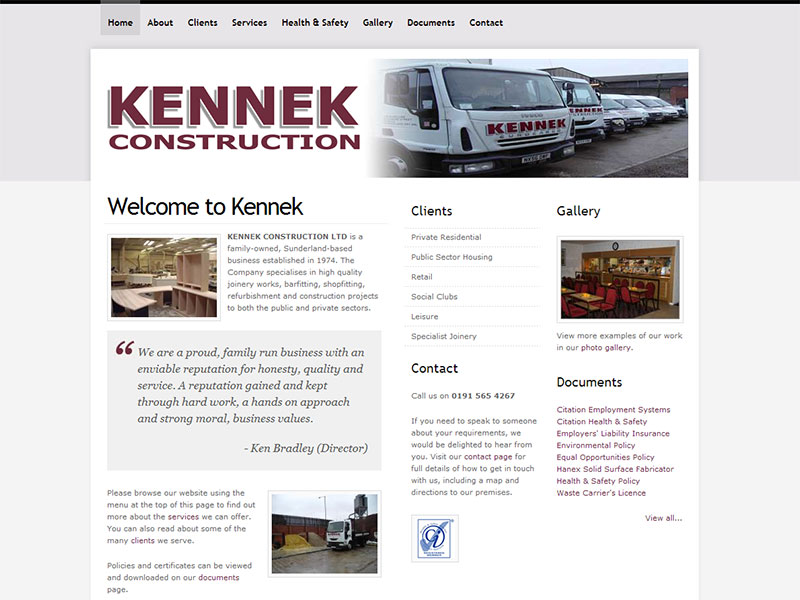 Kennek Construction