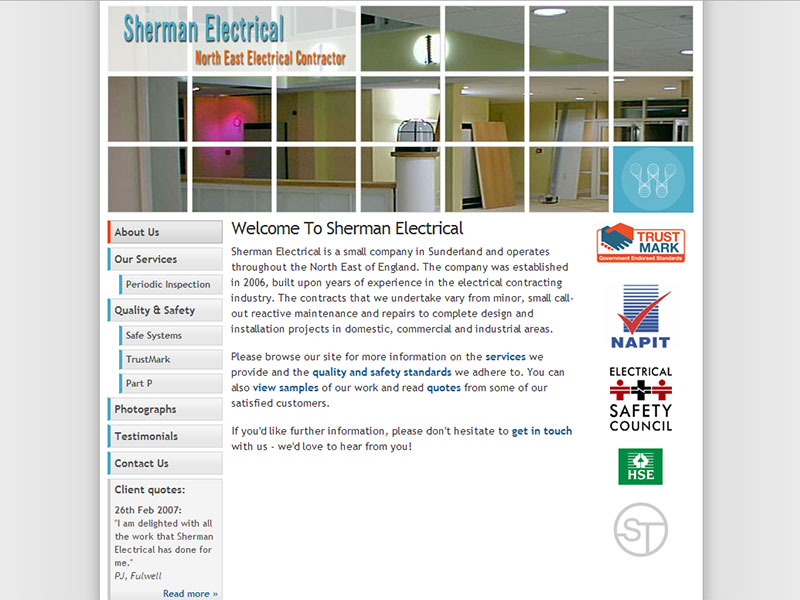 Sherman Electrical
