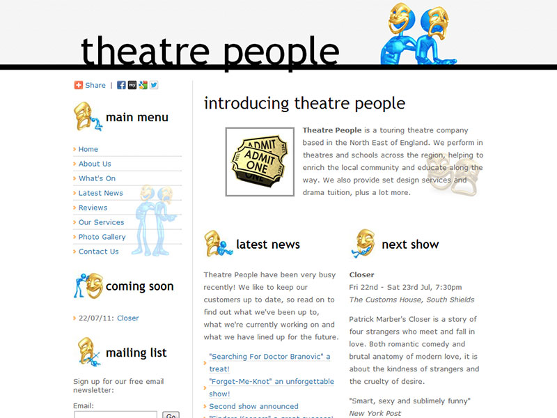 Theatre People